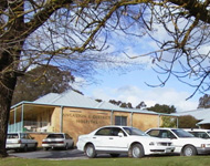 Main entranace to Angaston Health Service
