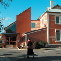 South Australia Abortion and Support Services building in Woodville South Australia